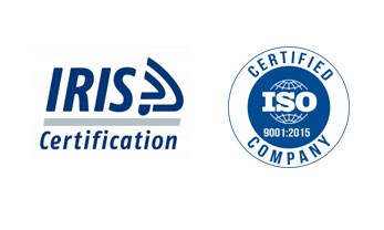 certification IRIS ISO